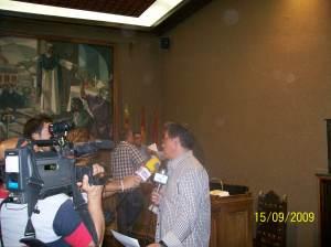 Pleno Ordinario 15.09.2009