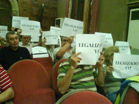 Asistentes al Pleno Extraordinario -Foto Blog CPC-