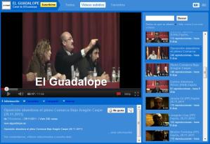 ElGuadalope-YouTube
